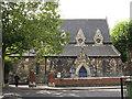 TQ3278 : St John's church, Walworth by Stephen Craven
