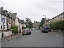 SE0826 : Woodville Street - East Park Road by Betty Longbottom