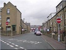 SE0826 : Matlock Street - East Park Road by Betty Longbottom