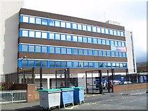 "J3274 : ""The Bru"", Shankill Jobs & Benefits Centre by Dean Molyneaux"