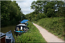ST8260 : Kennet and Avon Canal, Bradford-on-Avon by Mark Anderson