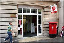 ST7565 : Post Office, Northgate Street, Bath by Mark Anderson