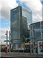 TQ3780 : Barclays building in Docklands by Stephen Craven