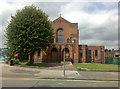SK5341 : Aspley Methodist Church by David Lally