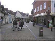 SP2055 : Meer Street, Stratford on Avon by Kenneth  Allen