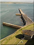 SY6878 : Weymouth - Nothe Fort by Chris Talbot