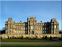 NZ0516 : Bowes Museum, Barnard Castle by Andrew Curtis