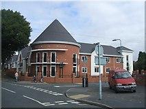 SJ9400 : Bentley Court Nursing Home by John M