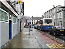 J4844 : Church Street, Downpatrick by Dean Molyneaux