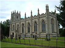 TA1439 : St Augustine's Church, Skirlaugh by JThomas