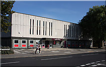 TM1715 : Clacton Library by Martin Addison