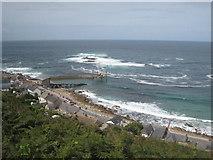 SW3526 : Sennen Cove by Rod Allday