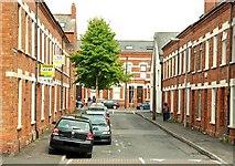 J3472 : Cadogan Street, Belfast by Albert Bridge