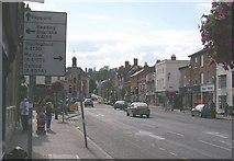 SU7682 : Hart Street, Henley On Thames by Kurt C
