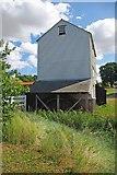 TM0819 : Thorrington Mill Wheel by Glyn Baker