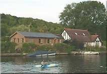 SU7682 : Canoeing on the Thames, Henley On Thames by Kurt C