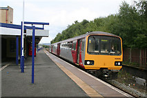 SD8912 : Rochdale Station by Dr Neil Clifton