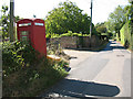 TR0557 : Telephone box at South Street by Stephen Craven