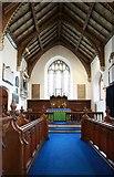 TM2384 : St Margaret, Starston, Norfolk - Chancel by John Salmon