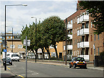TQ3581 : White Horse Lane, Stepney by Stephen McKay