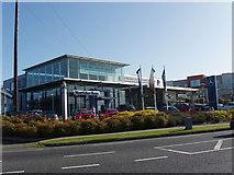 S5710 : Motor dealer, Cork Road, Waterford by David Hawgood