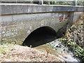 SJ3861 : Belgrave Bridge - west side by John S Turner