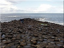 C9444 : Grand Causeway of Giant's Causeway by David Hawgood
