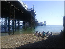 TQ3103 : Day out on the Beach by Gary Fellows