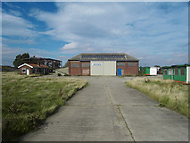 TA0623 : Acetech, Marsh Lane, Barrow Haven by David Wright