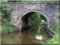 SJ9151 : Bridge No 26, Caldon Canal at Stockton Brook by Roger  Kidd