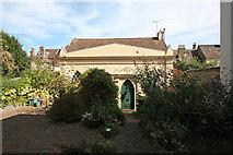 TR3752 : Chapel hidden in High Street, Deal by John Salmon