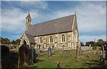 TR3748 : St John the Evangelist, Kingsdown, Kent by John Salmon