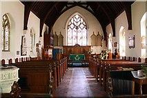 TR3748 : St John the Evangelist, Kingsdown, Kent - East end by John Salmon