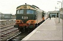 O2839 : Howth station by Albert Bridge