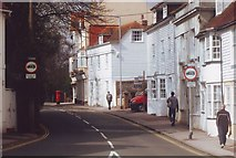 TQ7407 : Bexhill Old Town High Street, Bexhill. East Sussex by nick macneill