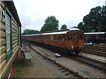 TQ3729 : The Vintage set at Horsted Keynes by Ashley Dace
