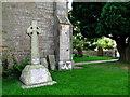 NZ0712 : Brignall War Memorial by David Rogers