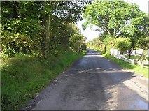 G7256 : Road at Bunduff by Kenneth  Allen