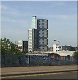 SO9199 : Victoria Hall - University of Wolverhampton by John M