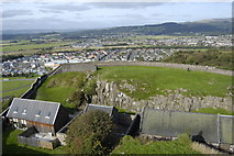 NS7894 : Stirling Castle Buildings by Bill Harrison