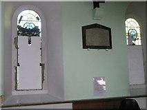 SU6400 : A sad sight at St Luke's, Portsea by Basher Eyre