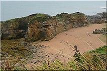 NU2617 : Coast near Howick by Graham Horn