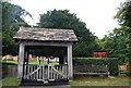 TQ6242 : Lych Gate, St Peter's. Pembury by N Chadwick