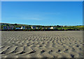 SN0539 : Sands in the Nyfer estuary, Newport by Dylan Moore