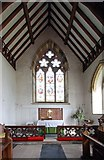 TM0099 : St Peter, Little Ellingham, Norfolk - Chancel by John Salmon