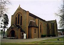 SU8652 : St Andrew, Aldershot by Michael FORD