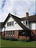 SJ3384 : House at Port Sunlight (Church Drive) by Gerald Massey