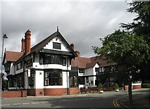 SJ3384 : The Bridge Inn at Port Sunlight by Gerald Massey