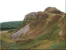 NM8503 : Dun Chonallaich by Patrick Mackie