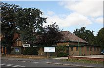 TQ1090 : St. Edmunds Hall by Martin Addison